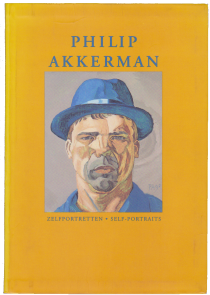 Philip Akkerman - Self-portraits 1981-1992