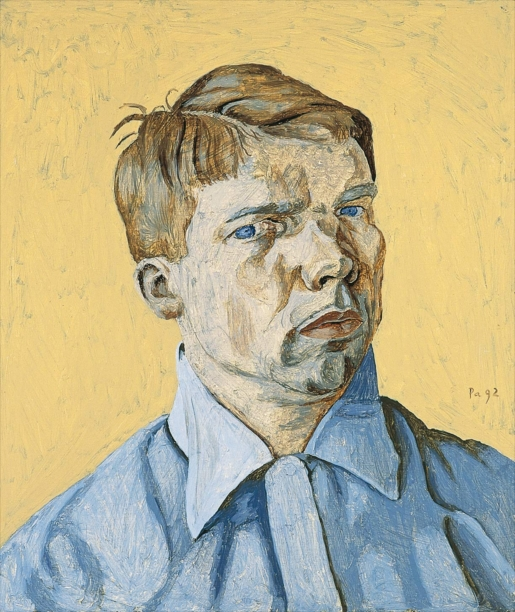Philip Akkerman - Self-portrait 1992 no.68