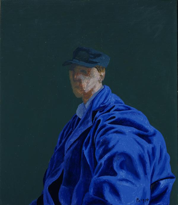 Philip Akkerman - Self-portrait 1994 no.39