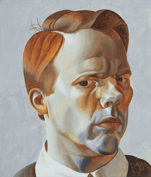 Philip akkerman self portrait 1996 no 38