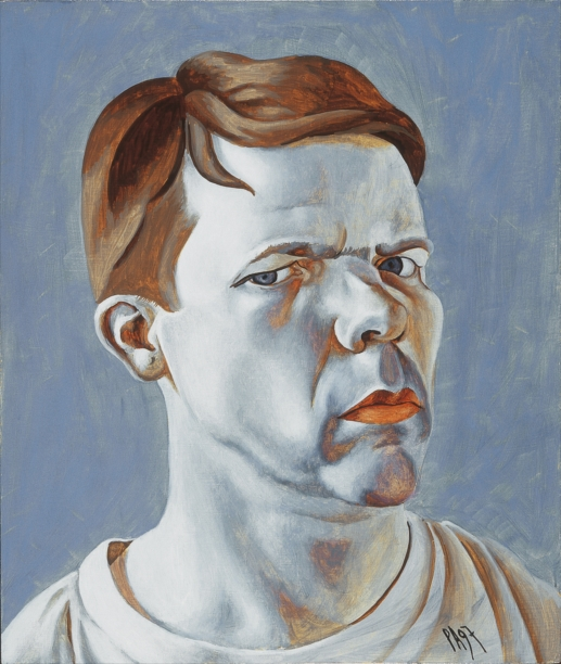 Philip Akkerman - Self-portrait 1997 no.56