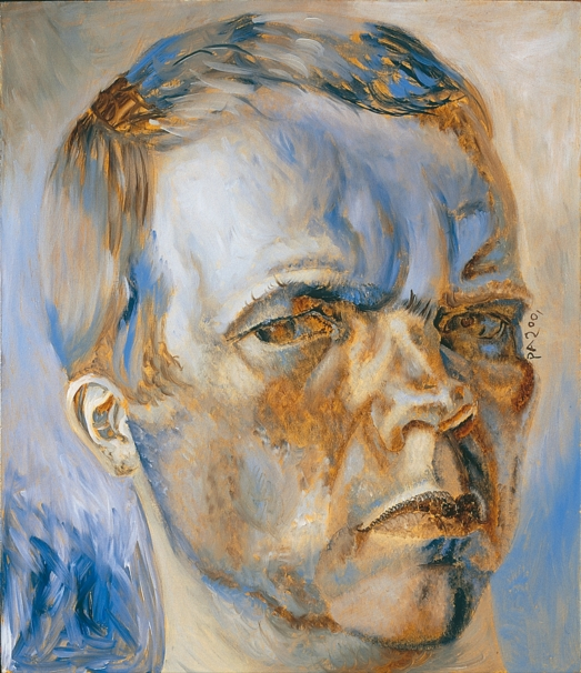 Philip Akkerman - Self-portrait 2001 no.81