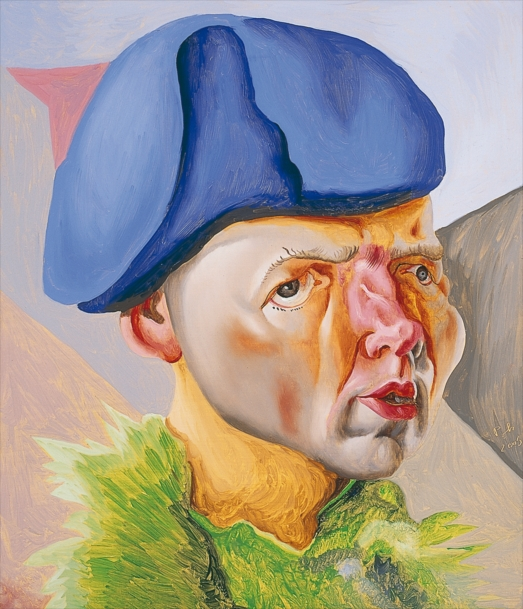 Philip Akkerman - Self-portrait 2005 no.65