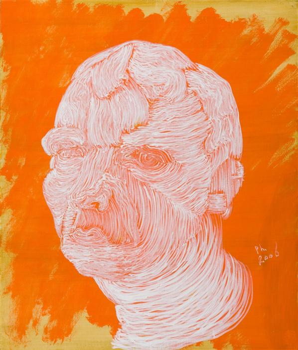 Philip Akkerman - Self-portrait 2006 no.94