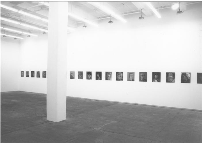 Philip Akkerman - Gorney Bravin + Lee, New York 2001